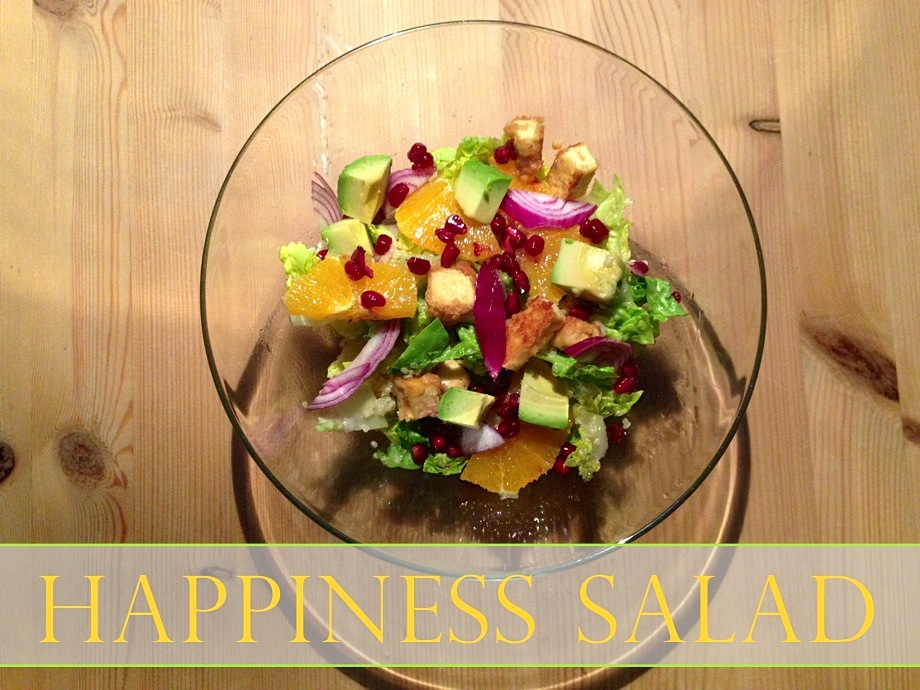 Happiness Salad