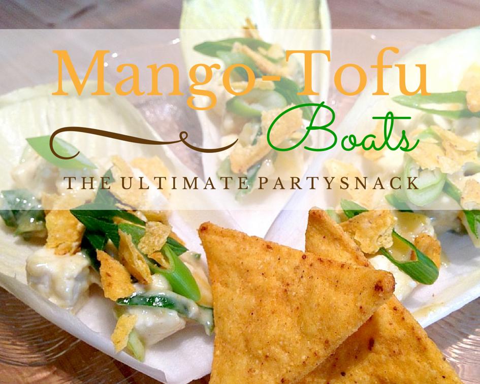 Mango-Tofu Partyboats