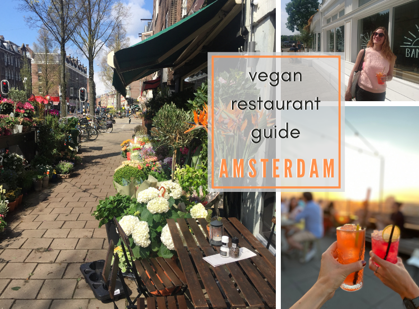 My Favorite Vegan Restaurants in Amsterdam
